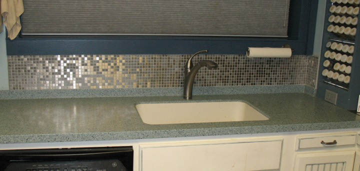 4 inch tile backsplash